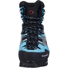 Mammut Magic High GTX Shoes Damen arctic-black